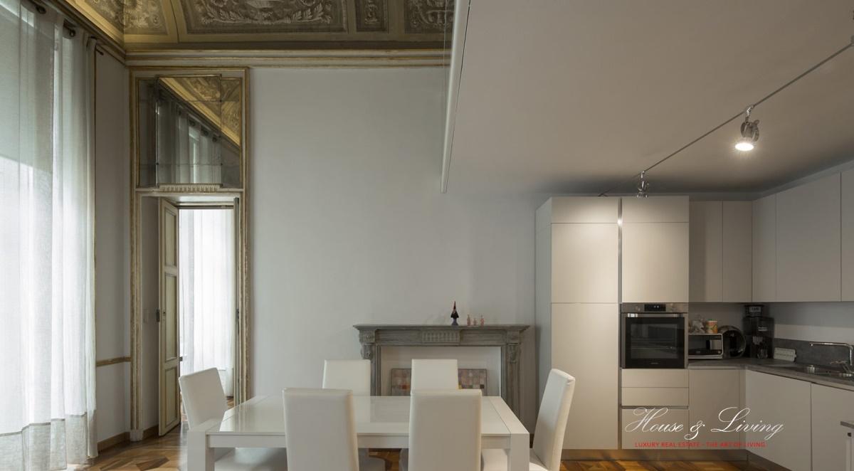 Disegno Idea appartamento 2 camere da letto torino massima qualità foto : Affitto Appartamenti Torino - Appartamento di Pregio - 245 mq ...