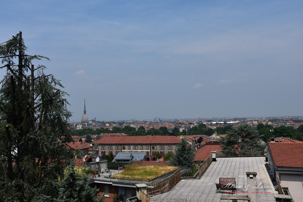 Vendita appartamenti torino gran madre appartamento panoramico terrazzo localit torino - 2 camere cucina terrazzo torino ...